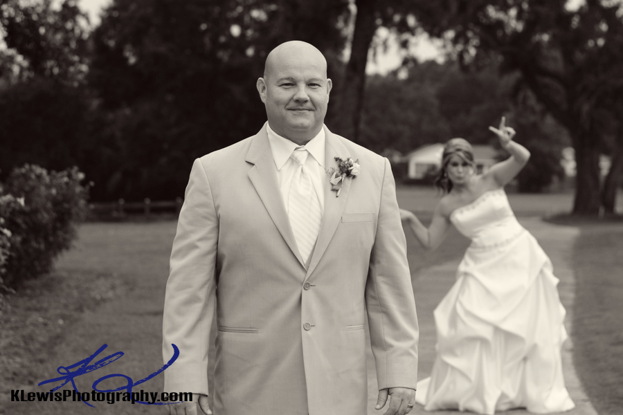 wedding at scenic hills country club pensacola fl