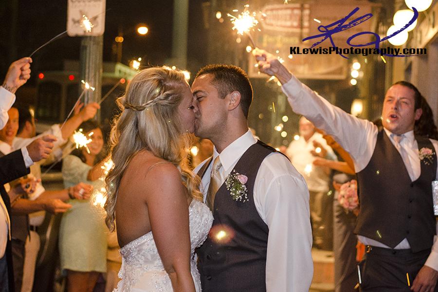 wedding reception photos seville quarter rosie o gradys