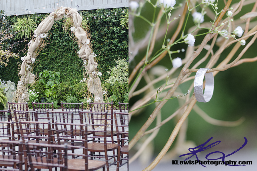 5 eleven pensacola wedding reception photos