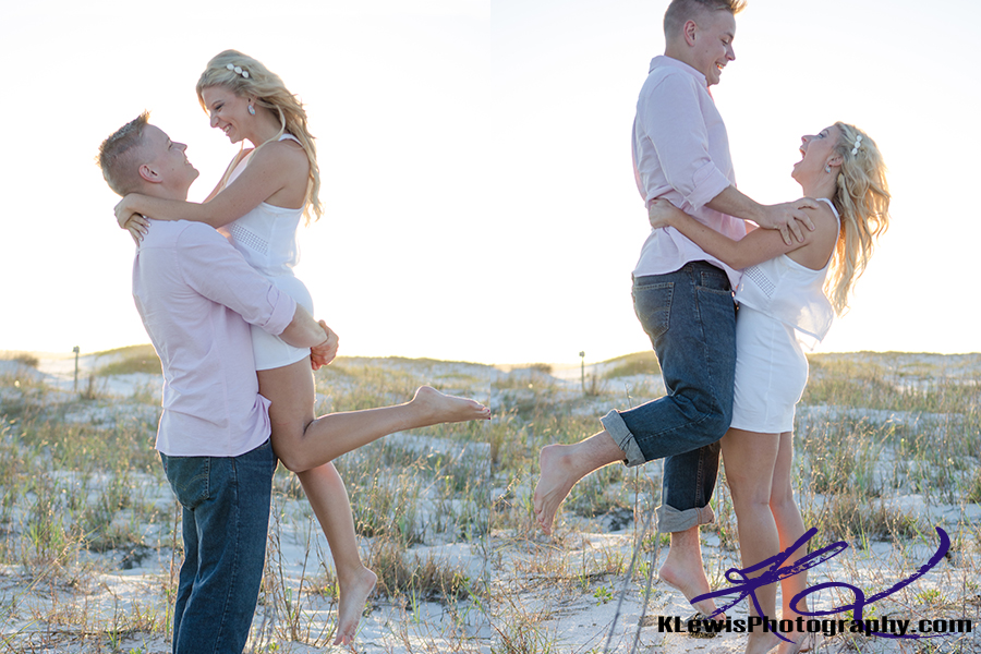 Wedding Photography Prices Pensacola Fl: Fort Pickens Engagement Session