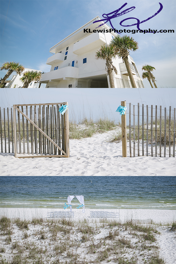 Beach Wedding Photos Pensacola Beach FL