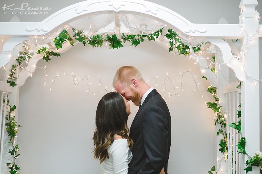 Photographer Pensacola Courthouse Wedding Ceremony