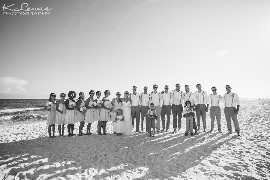 Starfish House Pensacola Beach Wedding Photography