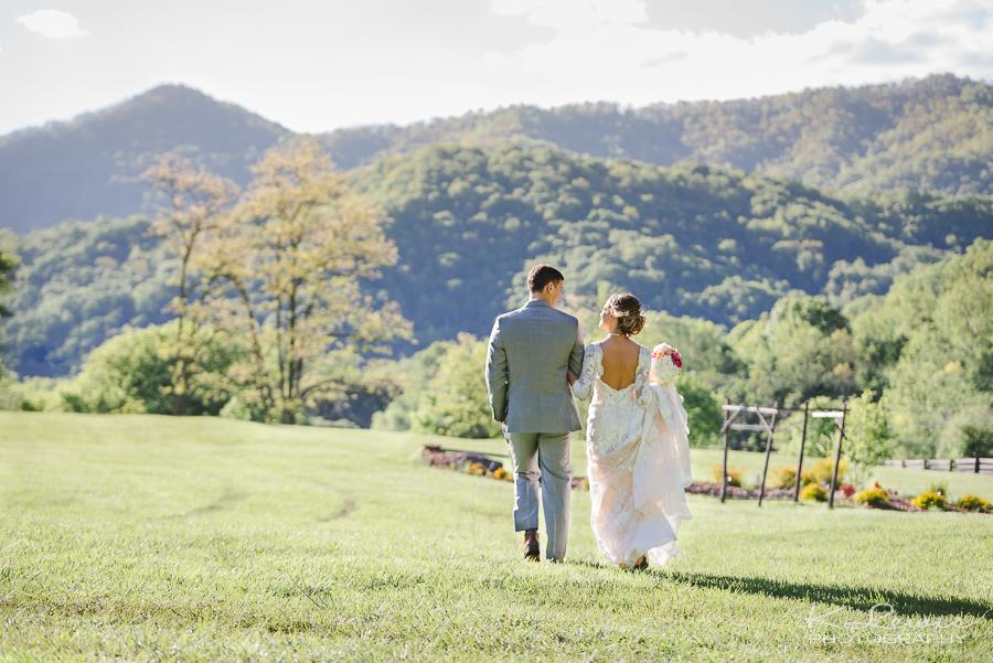 pensacola wedding photographer at asheville wedding