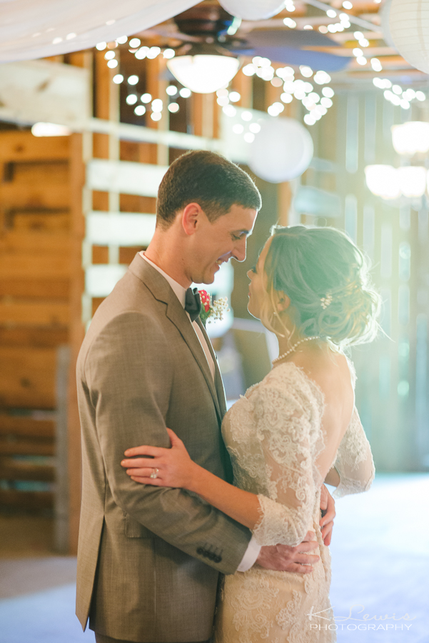 wedding reception photos at fields of blackberry cove asheville