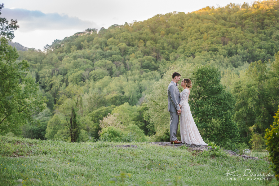wedding photography fields of blackberry cove asheville