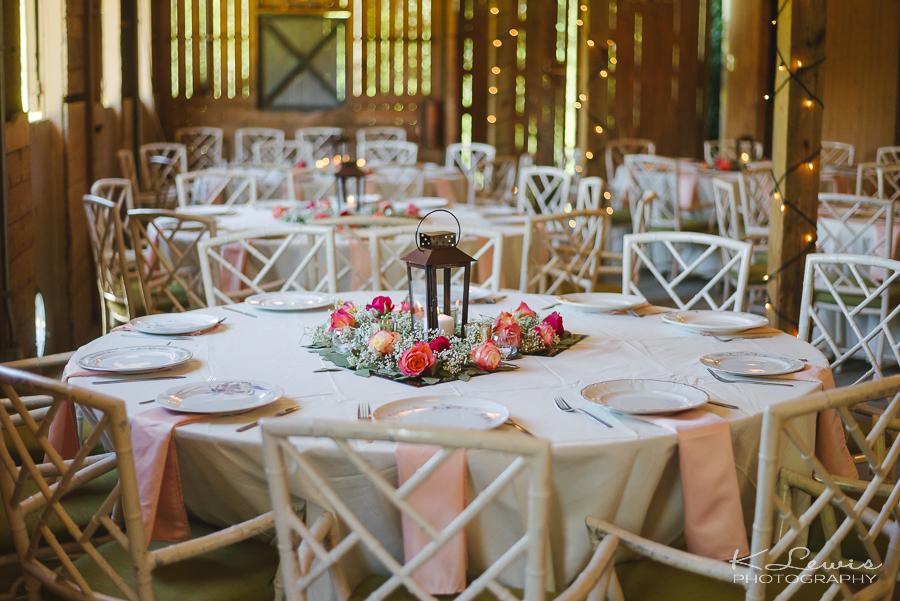 fields of blackberry cove wedding ceremony photos