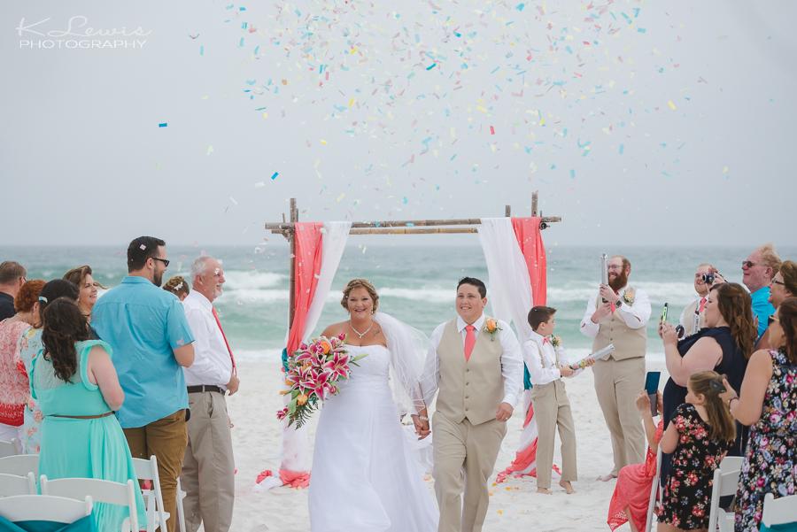 destination wedding pensacola beach