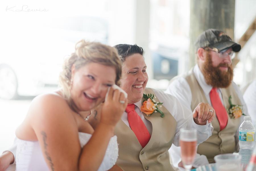 pensacola wedding photographer beach wedding reception