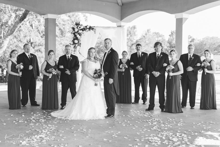 wedding reception photos scenic hills country club pensacola