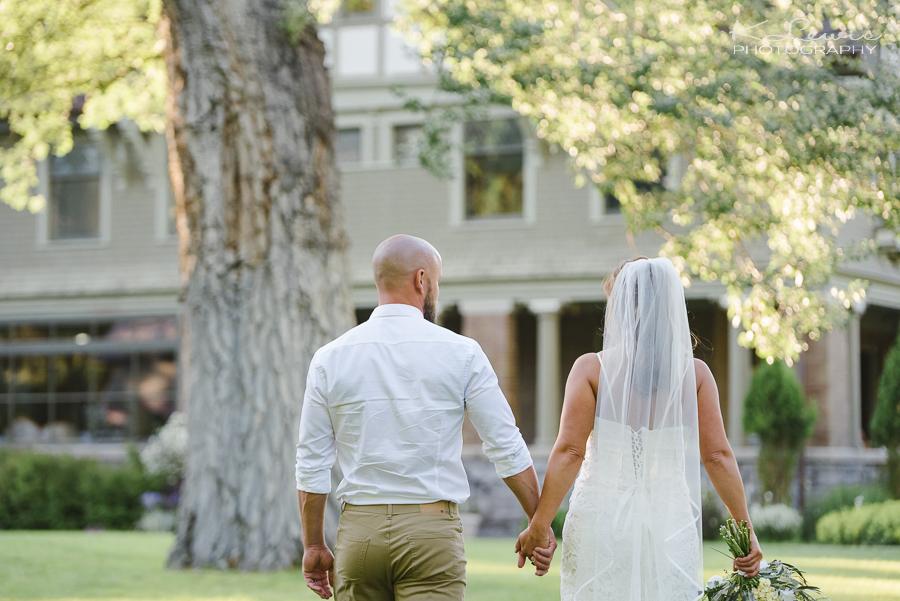 bozeman story mansion wedding photographer