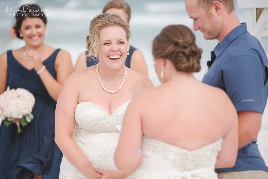 best pensacola beach wedding photographer