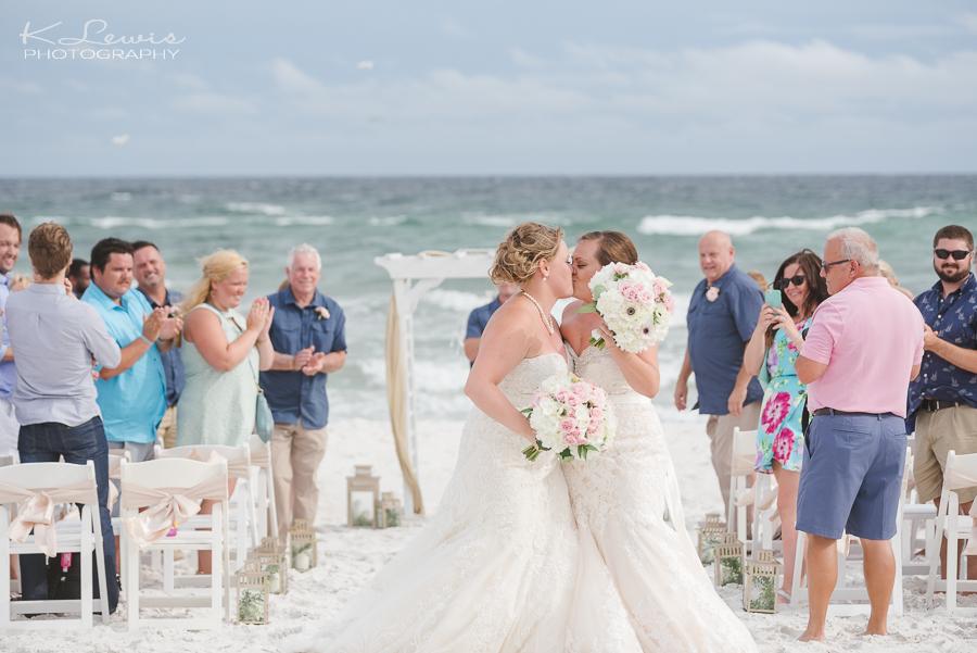 pensacola beach fl wedding photographer
