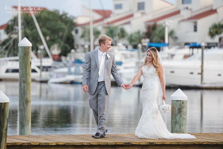 palafox wharf wedding photographer downtown penacola