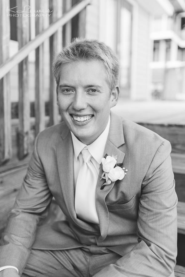wedding ceremont photographer st pauls catholic church