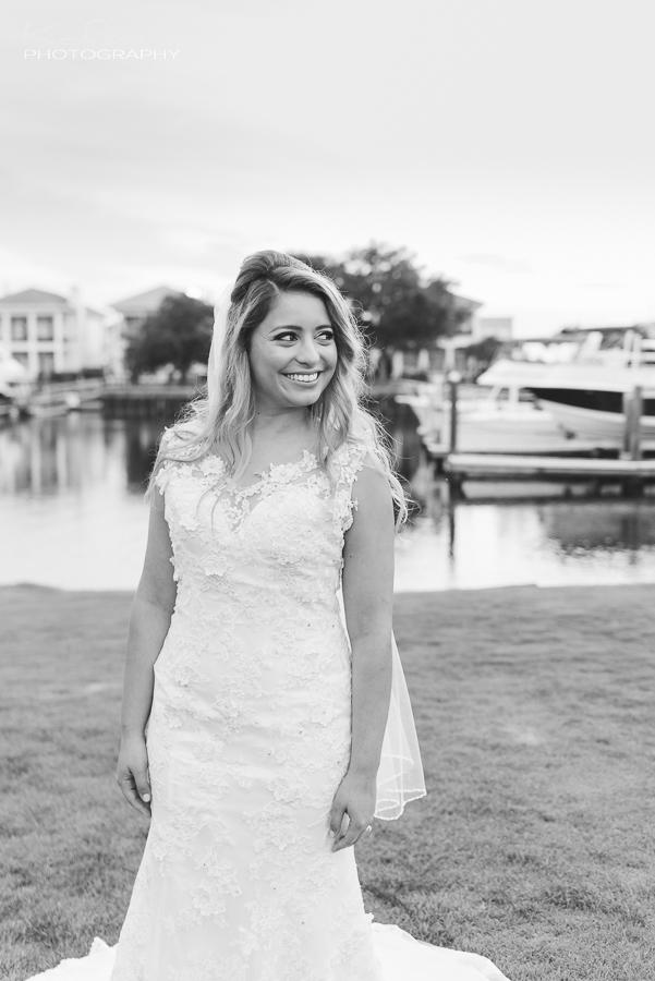 wedding reception photographer pensacola palafox wharf