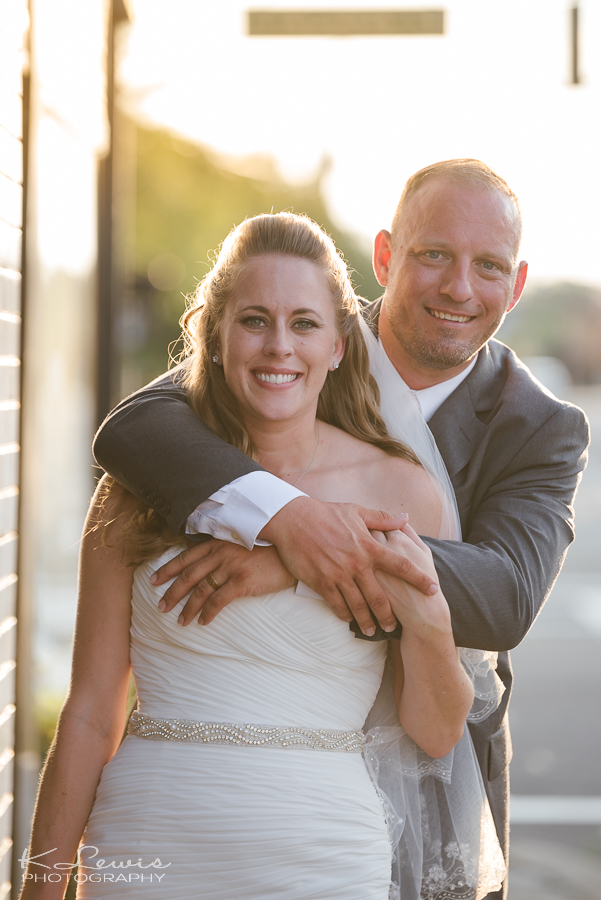 wedding photographer in downtown pensacola