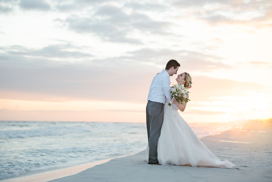top pensacola beach wedding photographer