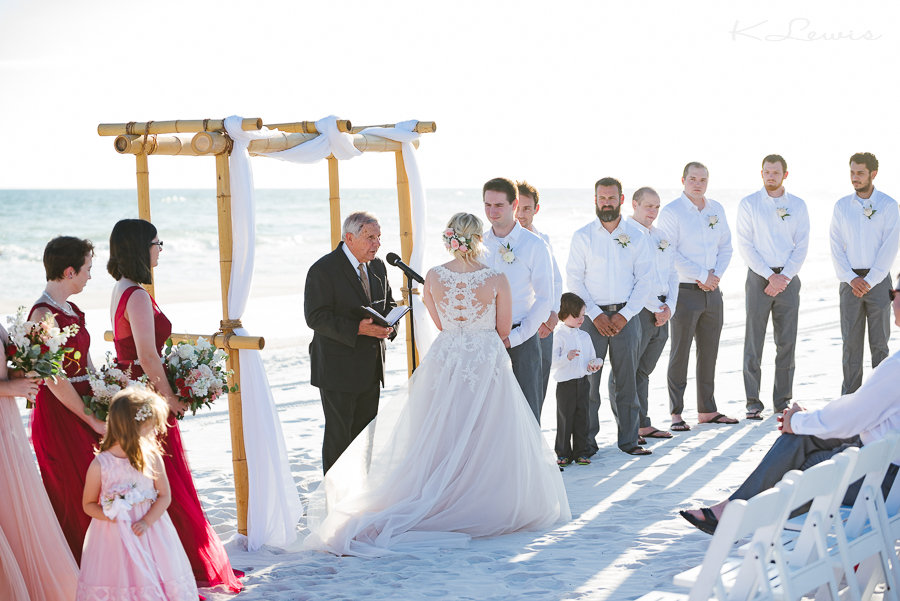 pensacola beach wedding photographer