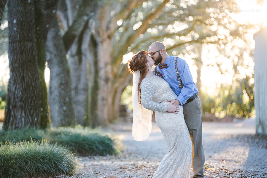 pensacola wedding photographer at houma la wedding