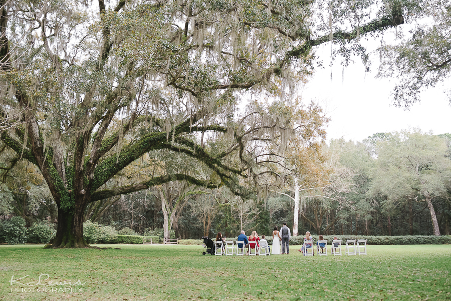 eden gardens state park wedding photos