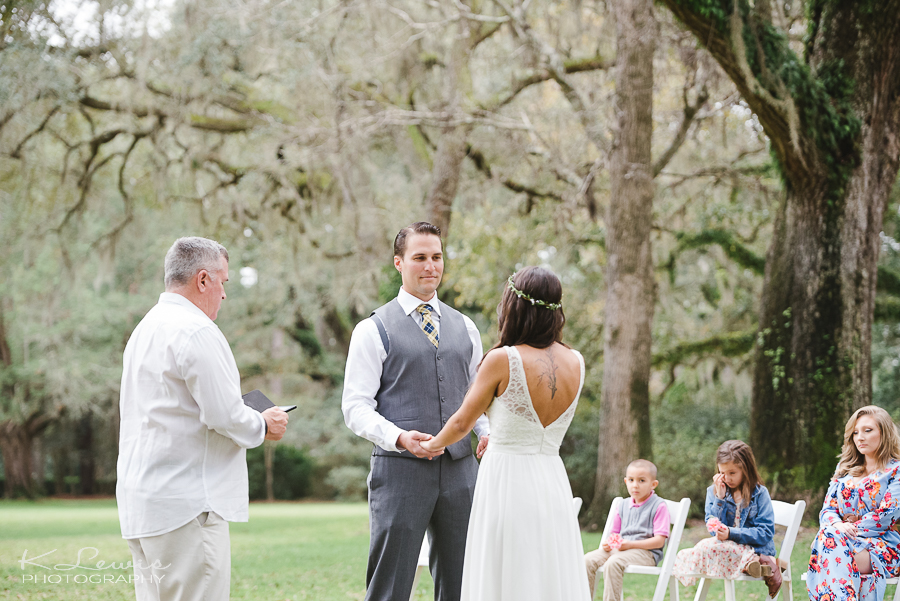 pensacola wedding photographer at eden gardens state park