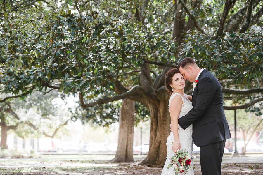 downtown pensacola wedding photographer