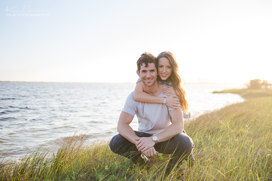 pensacola wedding engagement photographer at big lagoon state park