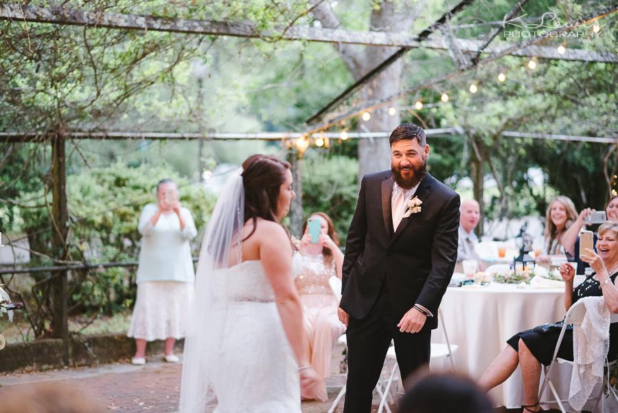 wedding photographer at historic malbis nursery