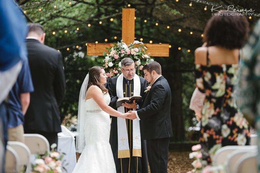 wedding ceremony photos the historic malbis nursery