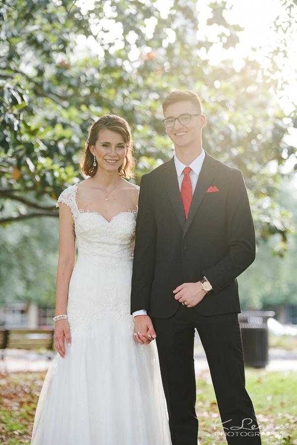 pensacola wedding elopement photos