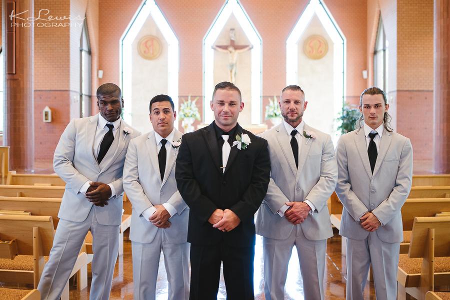 st sylvester catholic church wedding photographer gulf breeze
