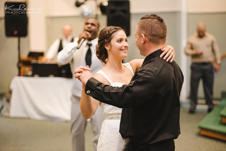 st sylvester wedding reception photographer gulf breeze