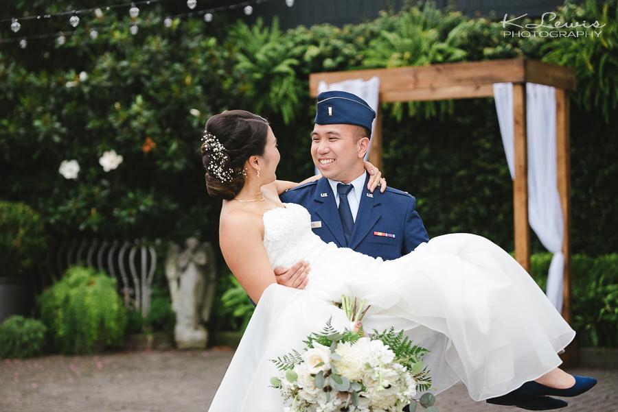wedding photographer 511 palafox pensacola florida