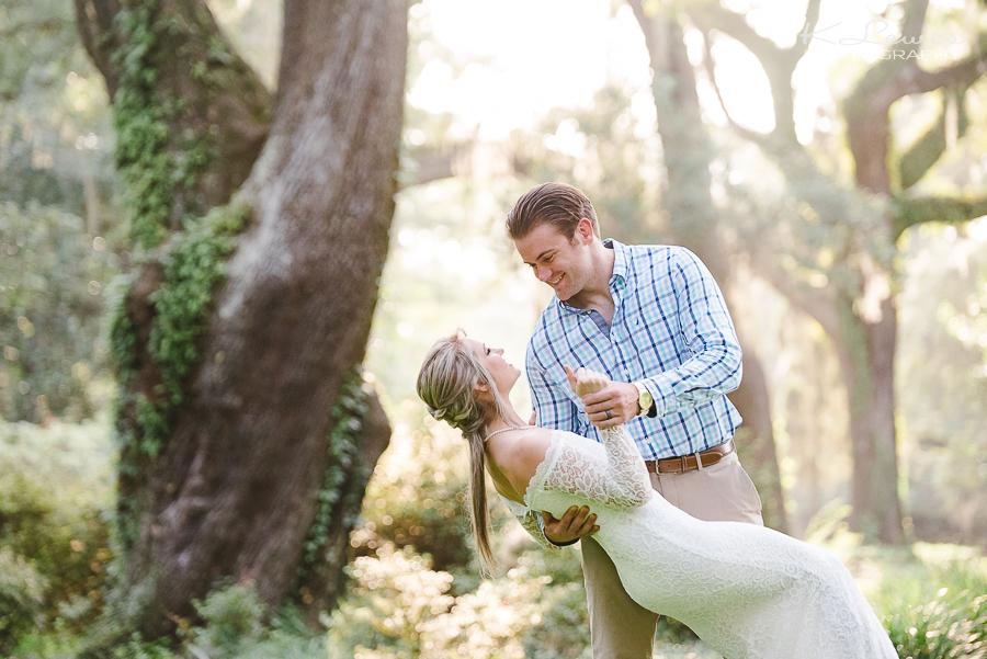 pensacola wedding photographer at eden gardens