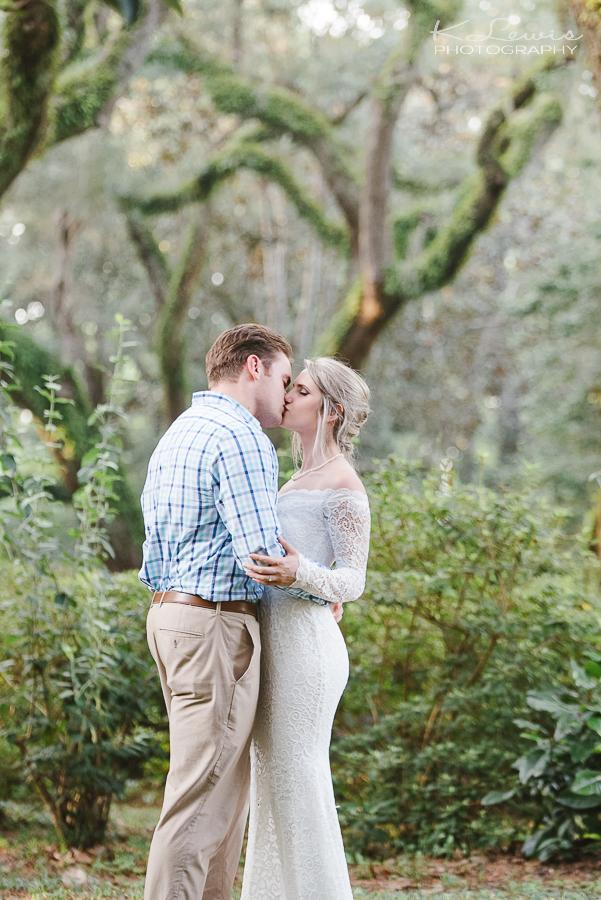 wedding photos at eden gardens state park