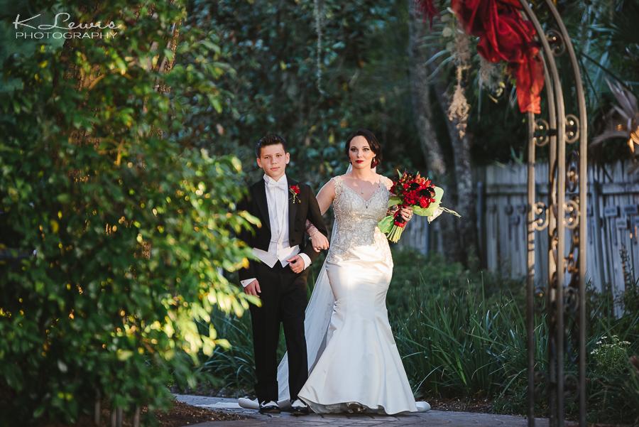 wedding photographer destin bay house florida