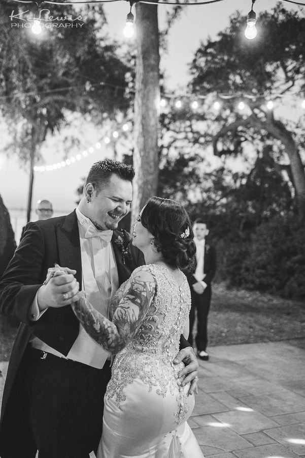 florida wedding photographer at destin bay house