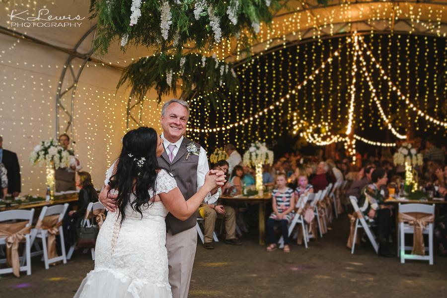 molino wedding reception photos
