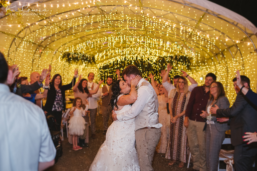 best pensacola wedding reception photographer