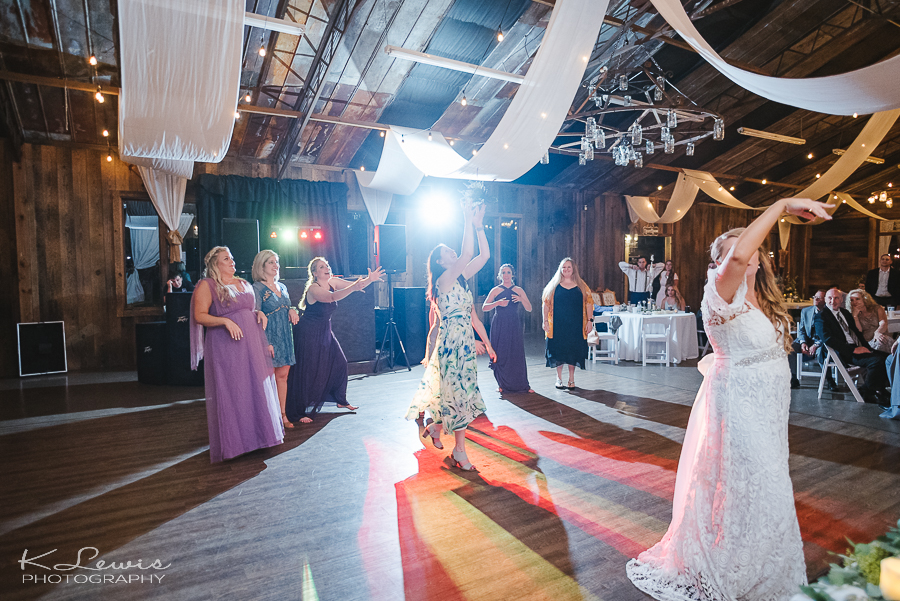 pensacola wedding reception photos