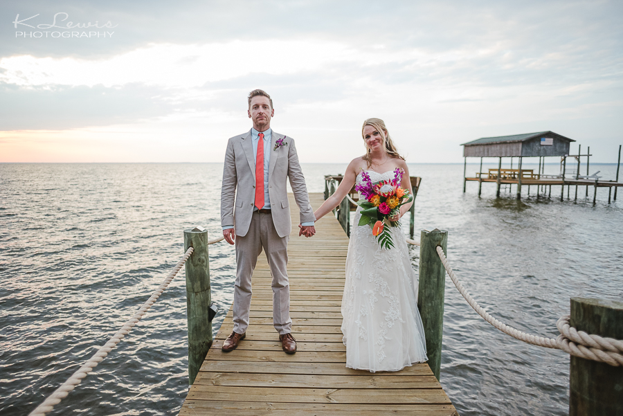 gulf breeze fl wedding photos bayfront lodge and cabin