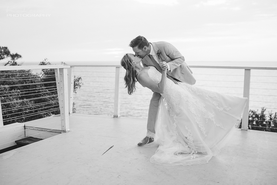 gulf breeze fl bayfront lodge and cabin wedding photographer