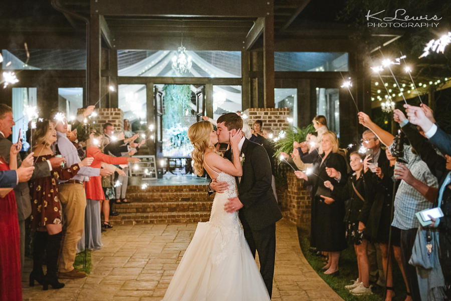 pensacola live oak plantation wedding photos