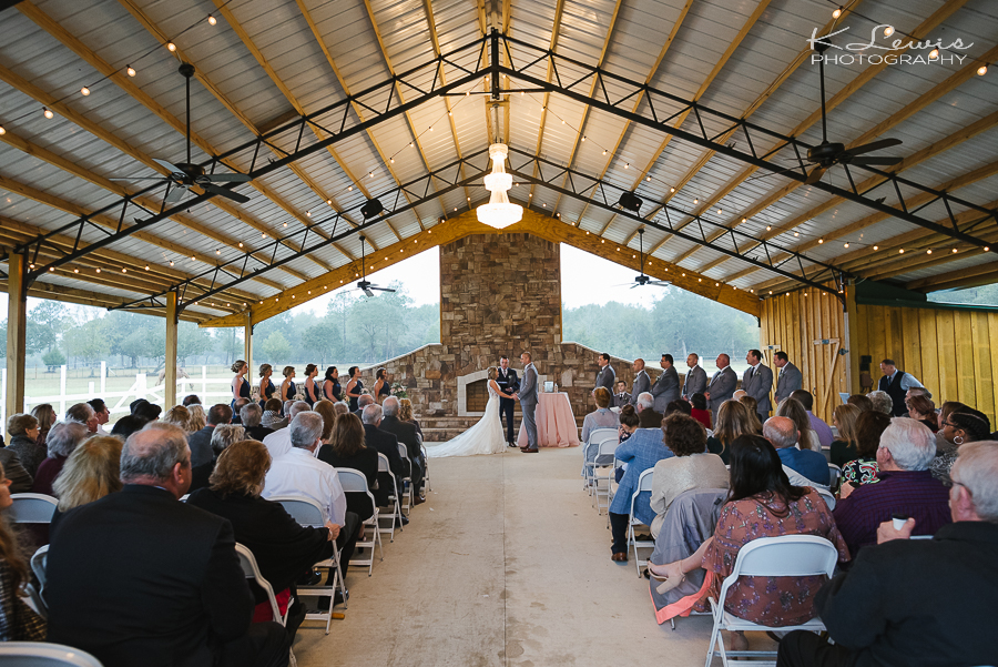 sowell farms wedding ceremony photographer