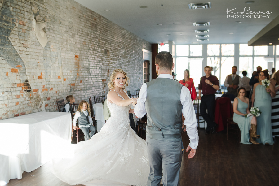 5eleven palafox pensacola wedding reception photographer
