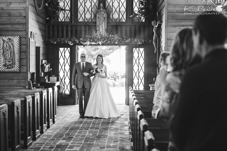 st annes catholic church pensacola wedding photographer