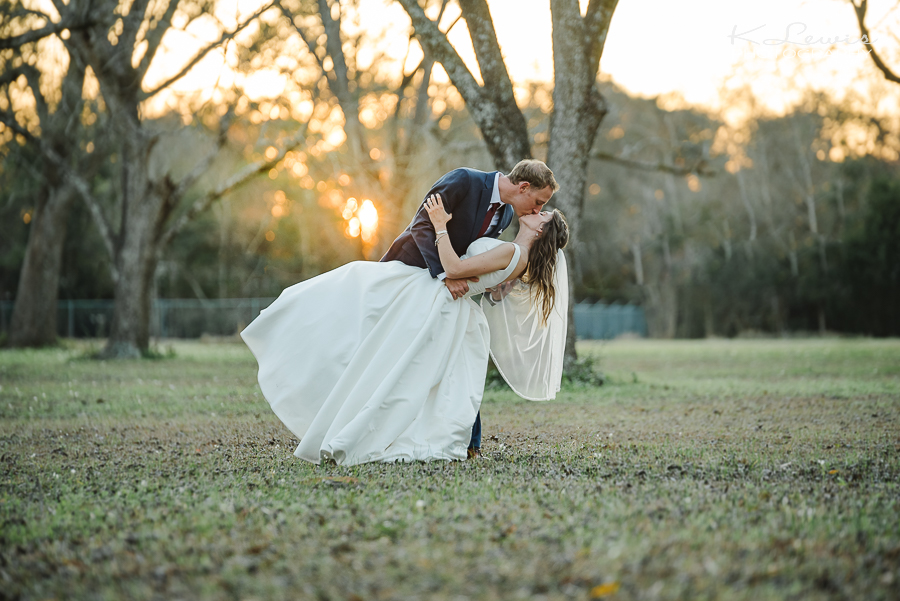 best pensacola wedding reception photographers