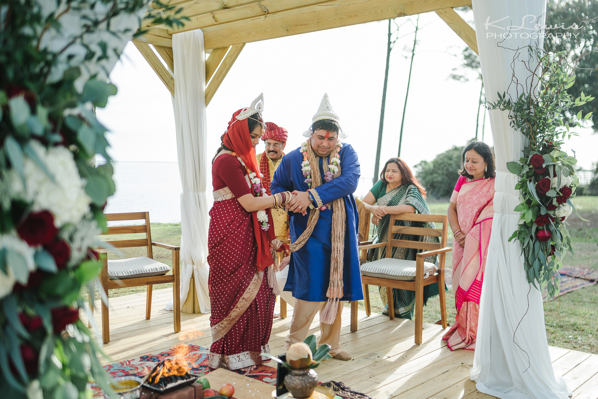 destin florida indian wedding photographer