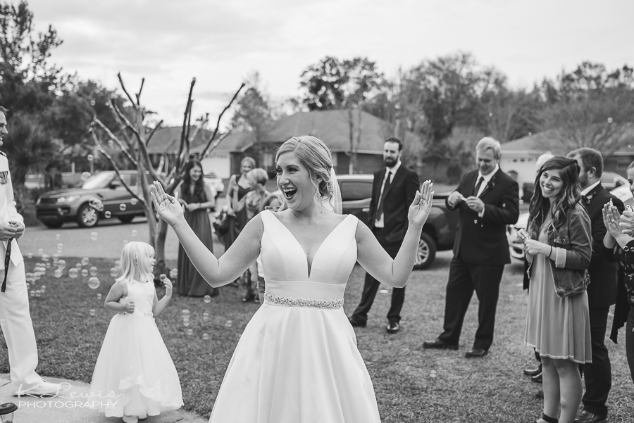 pensacola fl st paul wedding photos